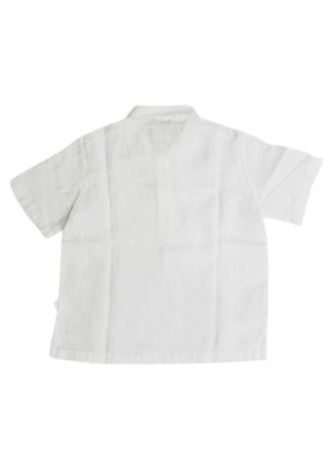 IL GUFO | shirt | P17PC060L6006BIANCO