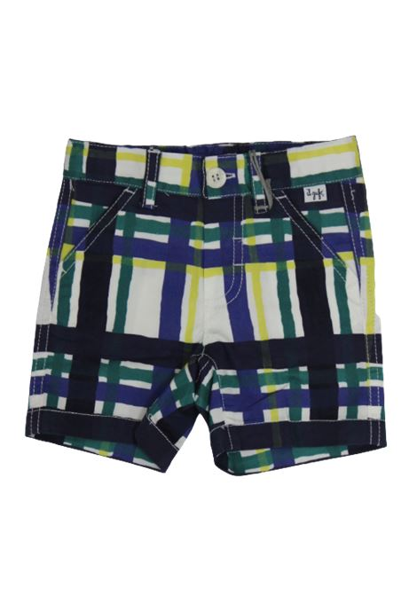 IL GUFO | Bermuda pants  | P18PB006C4034BLU FANTASIA