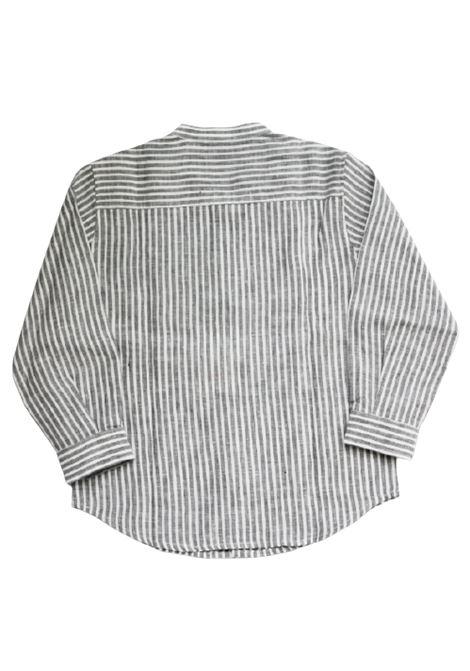 Camicia Il Gufo IL GUFO | Camicia | P19CL016L1010RIGA B.CO GRIGIO