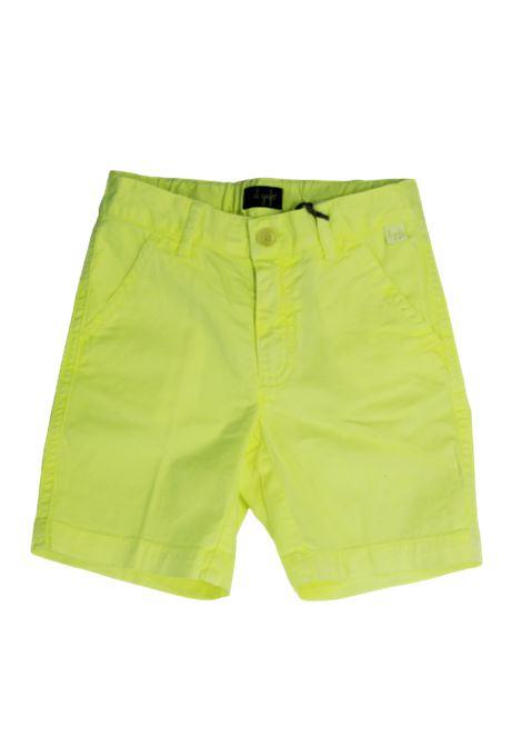 IL GUFO | Bermuda pants  | P19PB069C6F02GIALLO