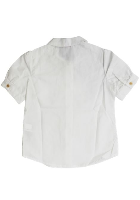 IL GUFO | shirt | P20CC065C0048BIANCO
