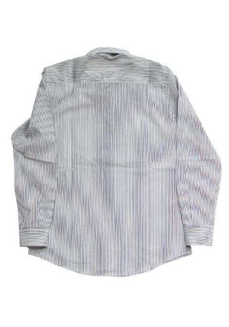 Camicia Il Gufo IL GUFO | Camicia | P20CL110C1052RIGA B.CO BLU