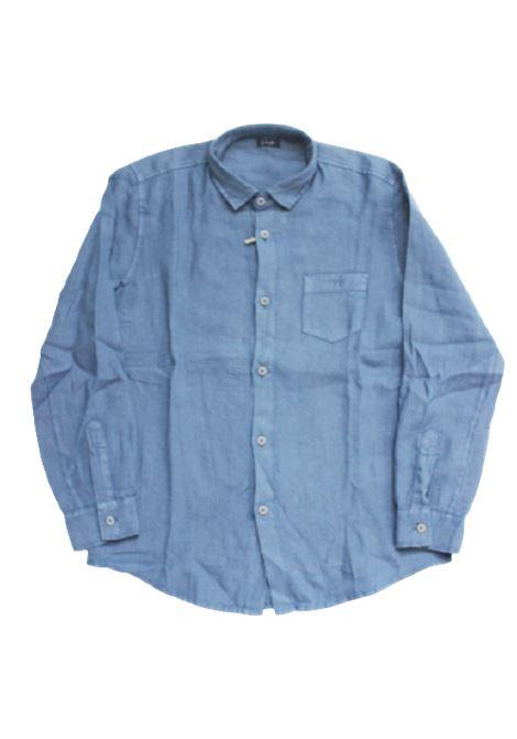 Camicia Il Gufo IL GUFO | Camicia | P20CL110L6006BLUETTE
