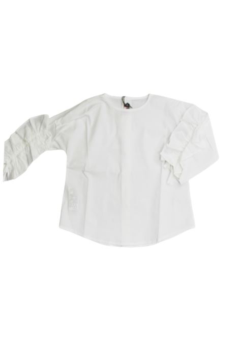 IL GUFO | shirt | P20CL1748C0031BIANCO