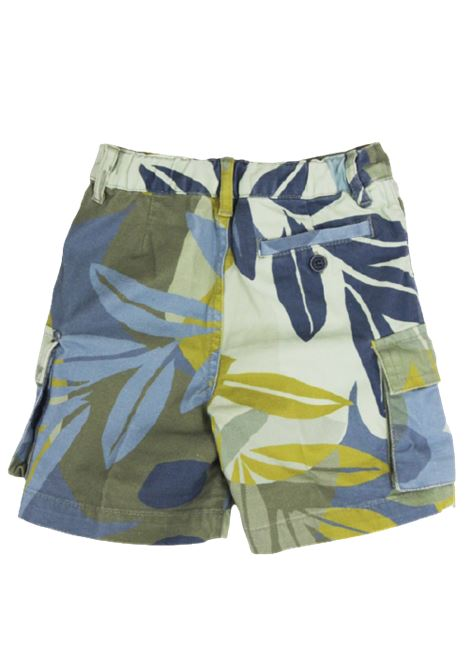 IL GUFO | Bermuda pants  | P20PB067C4060AVION