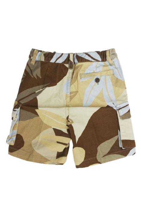 IL GUFO | Bermuda pants  | P20PB067C4060BEIGE