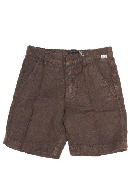 IL GUFO | Bermuda pants  | P20PB069L6009MARRONE