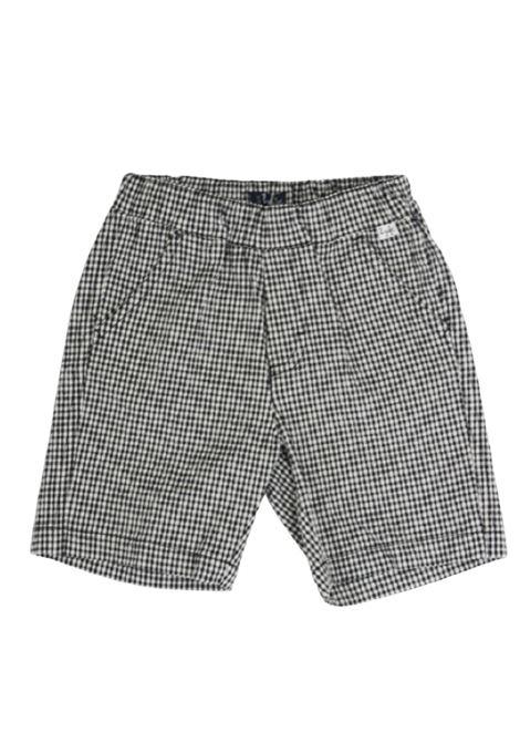 IL GUFO | Bermuda pants  | P20PB084C3116BIANCO NERO