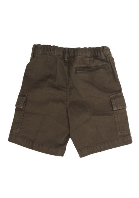 IL GUFO | Bermuda pants  | P20PB130C6032MARRONE
