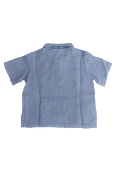 IL GUFO | shirt | P20PC06036006BLUETTE