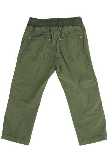 IL GUFO | trousers | P20PL035C6031VERDE