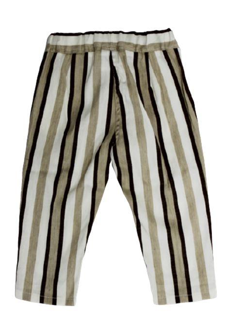 IL GUFO | trousers | P20PL286C1065RIGA BEIGE