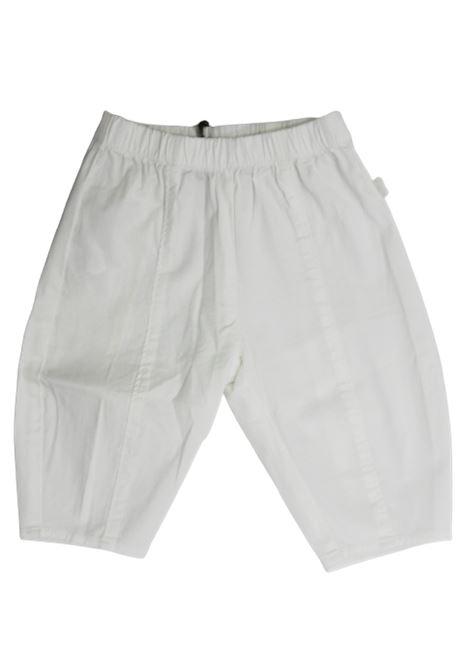 IL GUFO | trousers | P20PL302C6002BIANCO