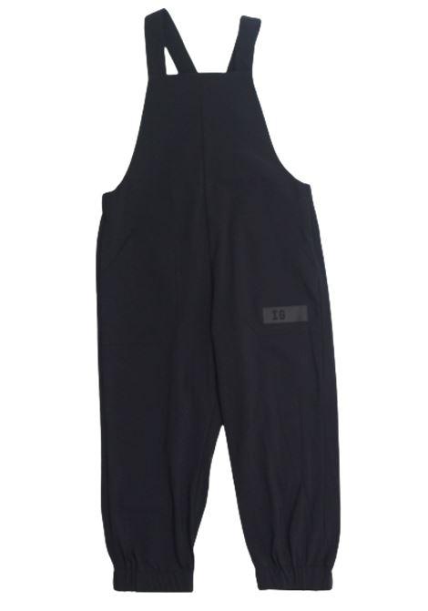 IL GUFO | overalls | P20ST070NA0056BLU