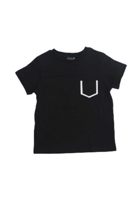 T-shirt Il Gufo IL GUFO   T-shirt   P20TS178M0014NERO