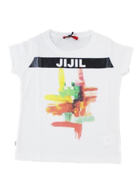 JIJIL   T-shirt   JJE20TS114BIANC