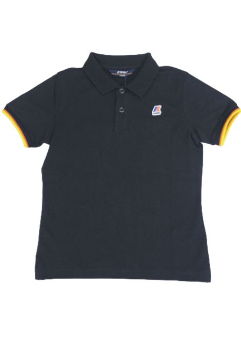 Polo K-WAY K-WAY | T-shirt | K008J50BLU