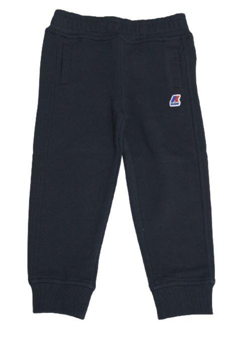 Pantalone  K-way K-WAY | Pantalone | K009EN0BLU
