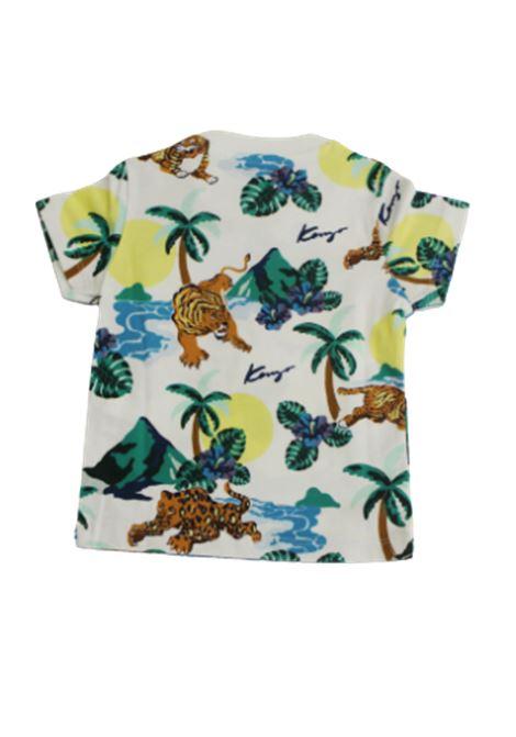 KENZO | T-shirt | KEN21BIANCO