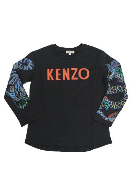 T-shirt Kenzo KENZO   T-shirt   KEN80NERO
