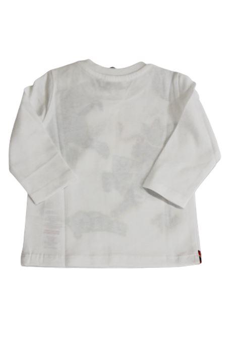 KENZO | T-shirt | KM10608BIANCO FANTASIA