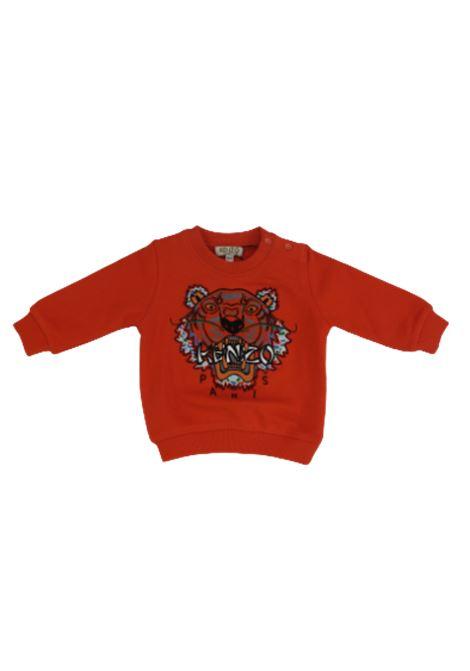 KENZO | sweatshirt | KP15648BBARANCIO