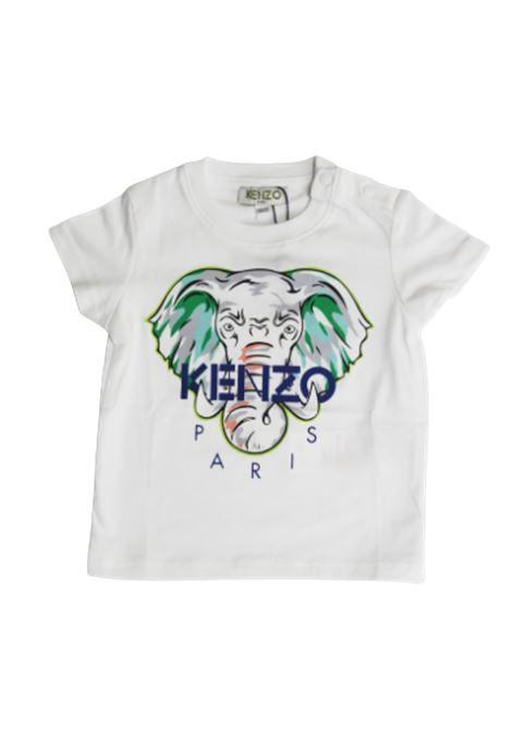 KENZO | T-shirt | KQ10618BIANCO