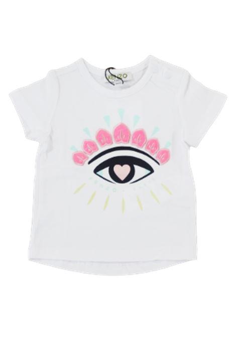 KENZO   T-shirt   KQ37007BIANCO