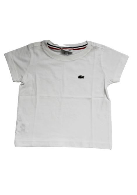 LACOSTE | T-shirt | LAC03BIANCO