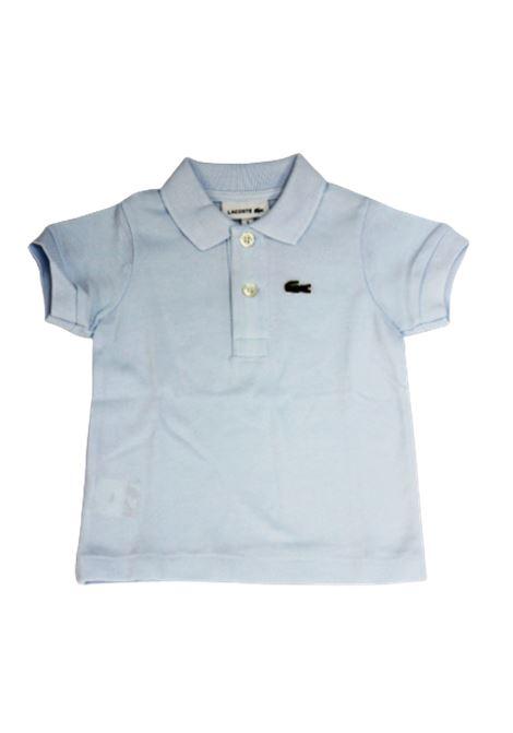 LACOSTE | T-shirt | LAC05CELESTE