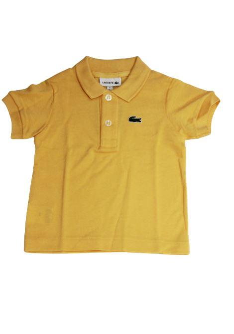 LACOSTE | T-shirt | LAC05GIALLO