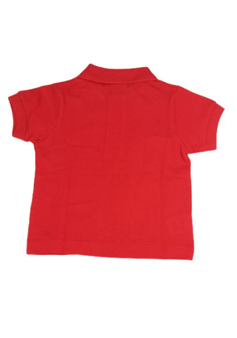 LACOSTE | T-shirt | LAC05ROSSO