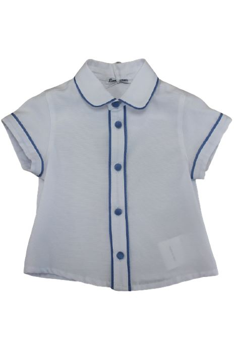 LITTLE BEAR | shirt | 9226BIANCO