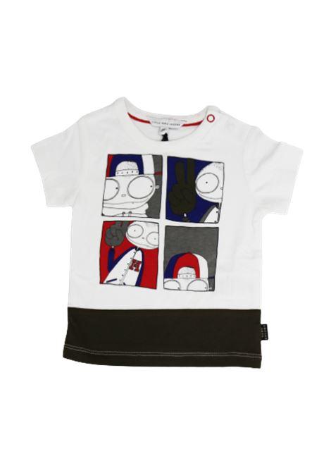 LITTLE MARC JACOBS | T-shirt | W05276/10BBIANCVO