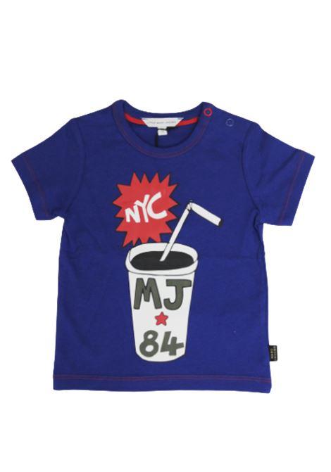 LITTLE MARC JACOBS | T-shirt | W05277/865BLUETTE