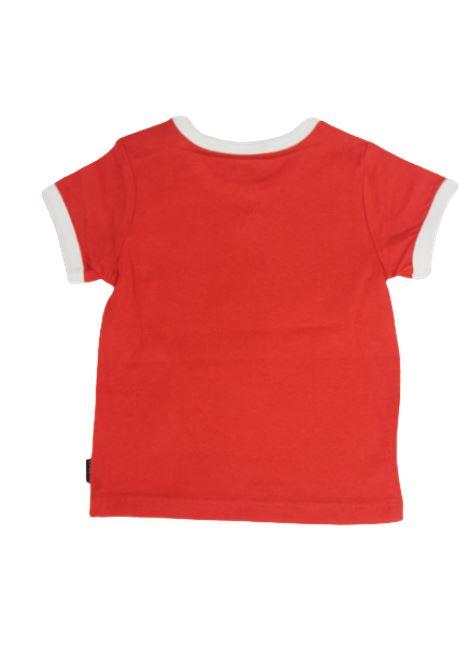 LITTLE MARC JACOBS | T-shirt | W05278/997ROSSO