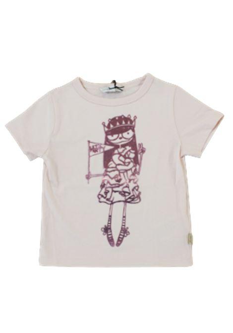 LITTLE MARC JACOBS   T-shirt   W15489ROSA
