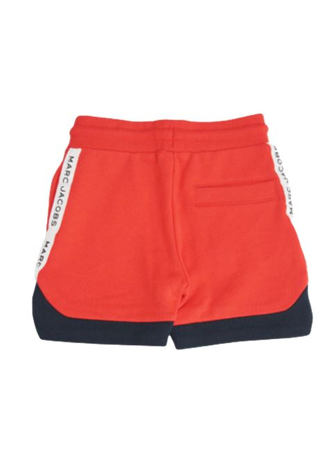 LITTLE MARC JACOBS | Bermuda pants  | W24213/997ROSSO