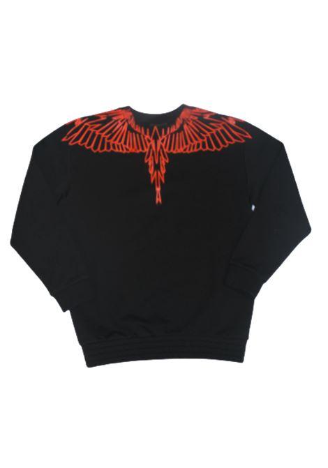 MARCELO BURLON | sweatshirt | BMB2005NERO