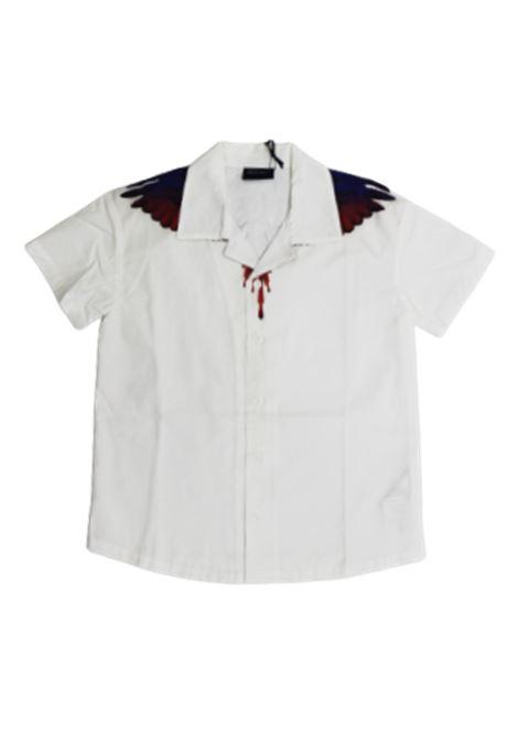 MARCELO BURLON | shirt | BMB2094BIANCO