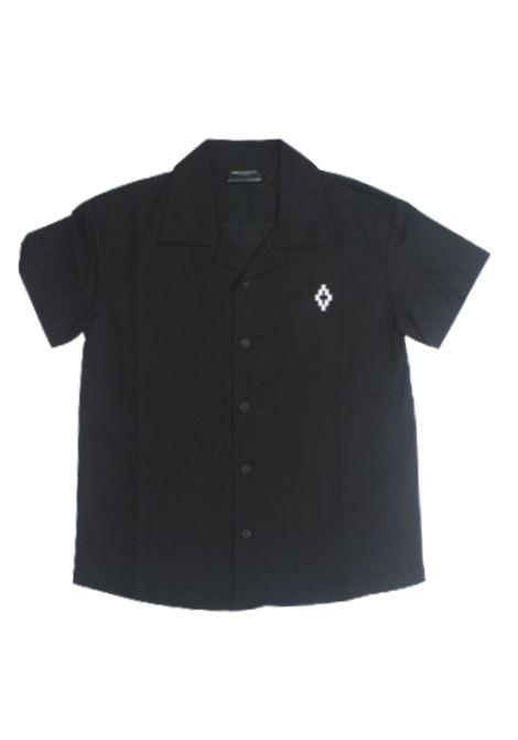 MARCELO BURLON | shirt | BMB2095NERO