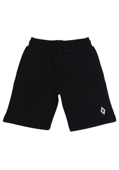 MARCELO BURLON | Bermuda pants  | BMB3200NERO