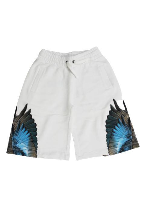 MARCELO BURLON | Bermuda pants  | BMB3202BIANCO