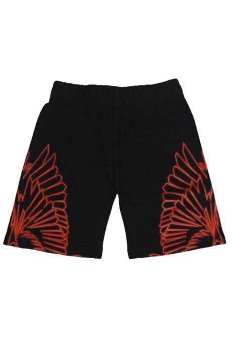 MARCELO BURLON | Bermuda pants  | BMB3206NERO