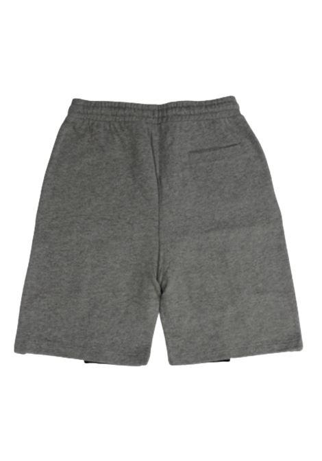 MARCELO BURLON | Bermuda pants  | BMB3211GRIGIO