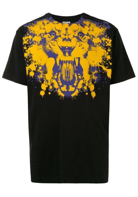 MARCELO BURLON | T-shirt | CMAA018F20JER0151020NERO GIALLO