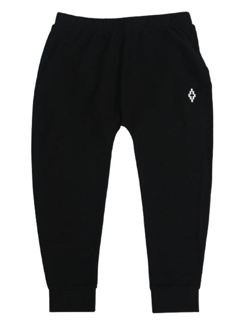 MARCELO BURLON | trousers | MAR04NERO