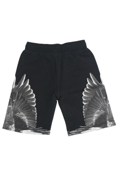 MARCELO BURLON | Bermuda pants  | MAR117NERO