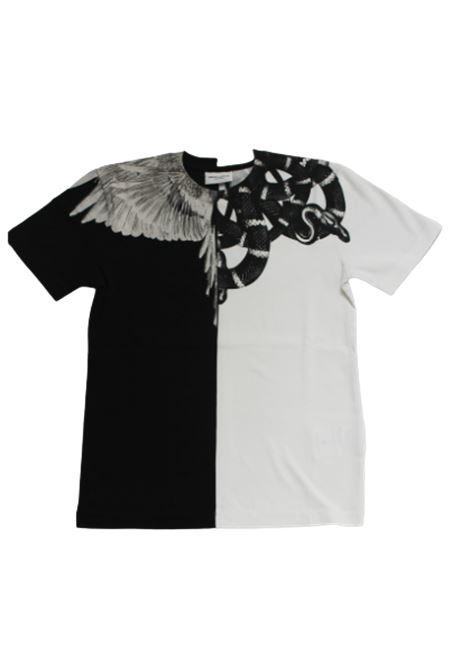 MARCELO BURLON | T-shirt | MAR118NERO BIANCO