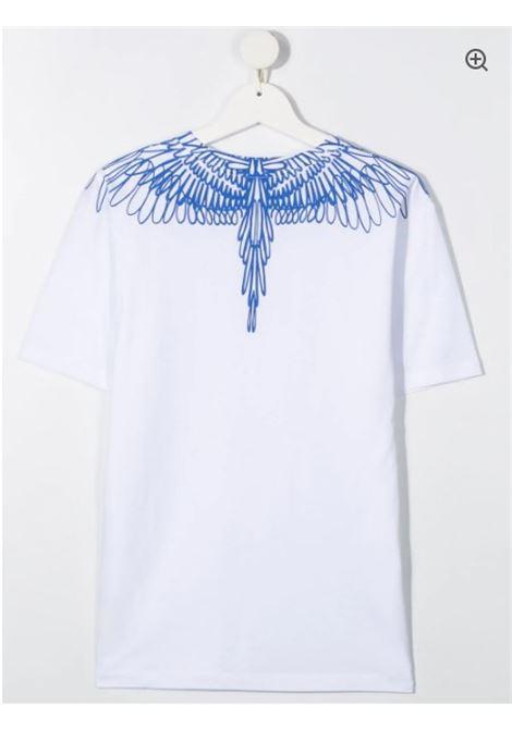 MARCELO BURLON | t-shirt short sleeve | MB11000010BIANCO